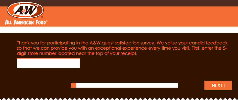 AWCares Survey Homepage