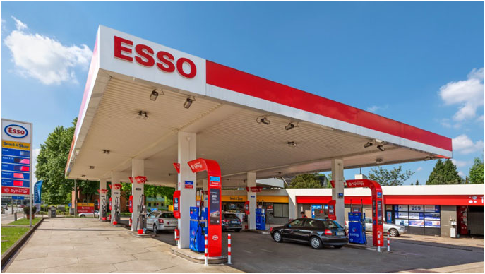 Esso Guest Satisfaction Survey